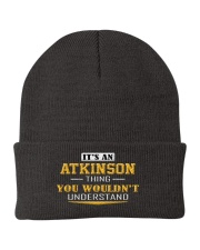 ATKINSON - Thing You Wouldnt Understand Knit Beanie front