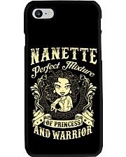 PRINCESS AND WARRIOR - NANETTE Phone Case thumbnail