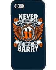 NEVER UNDERESTIMATE THE POWER OF BARRY Phone Case thumbnail
