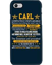 Carl - Completely Unexplainable Phone Case thumbnail