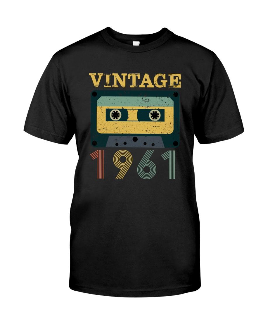 Vintage 1961 Classic T-Shirt