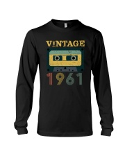 Vintage 1961 Long Sleeve Tee thumbnail
