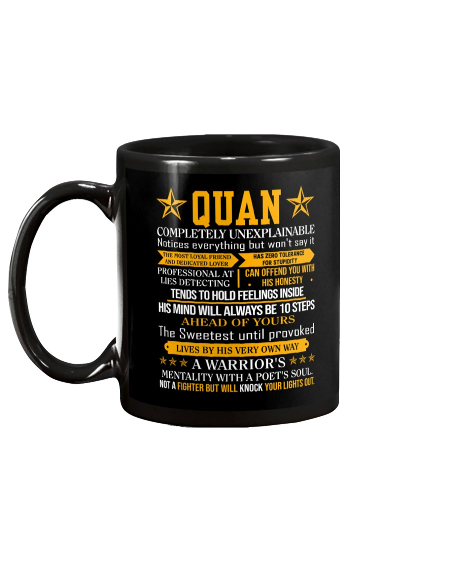 Quan - Completely Unexplainable Mug
