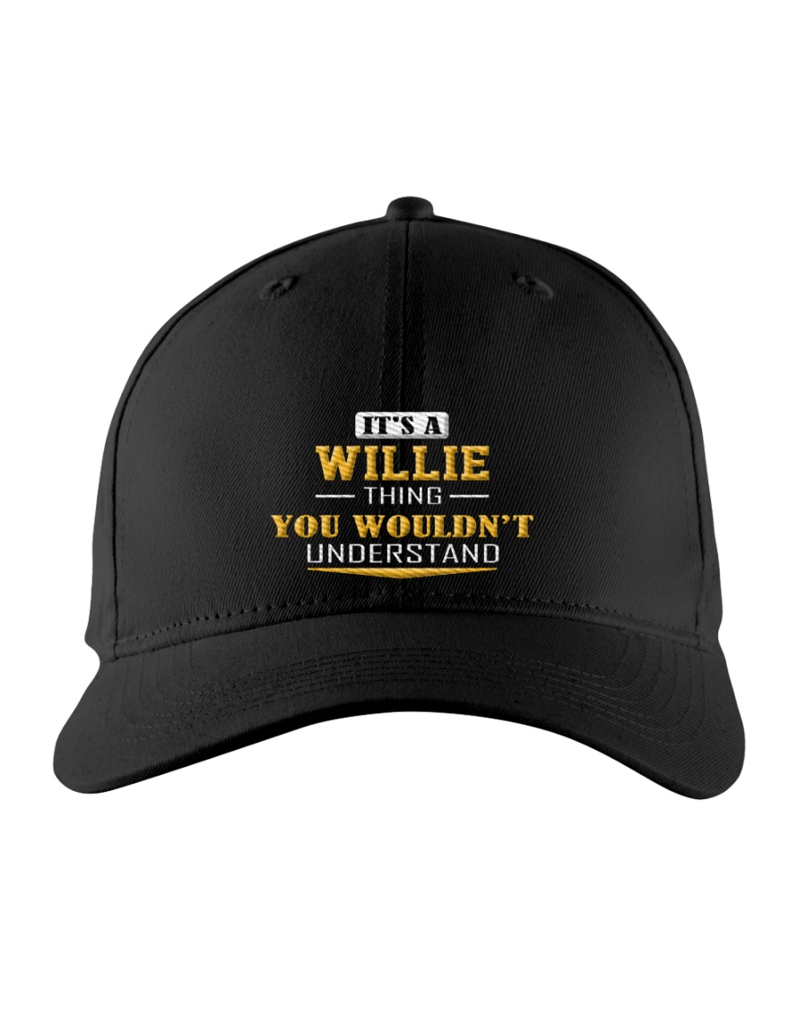WILLIE - THING YOU WOULDNT UNDERSTAND Embroidered Hat
