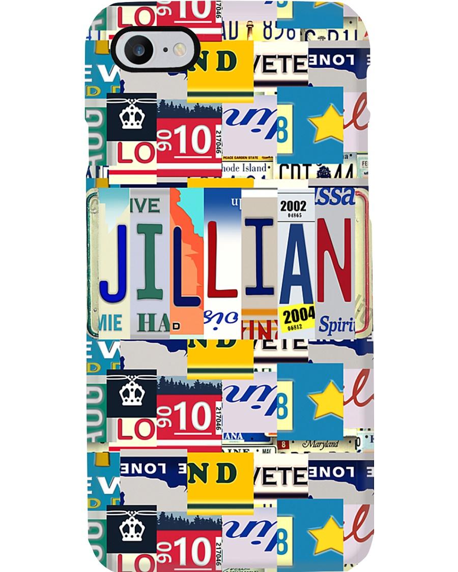 Jillian - Vintage Style Phone Case