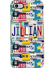 Jillian - Vintage Style Phone Case i-phone-7-case
