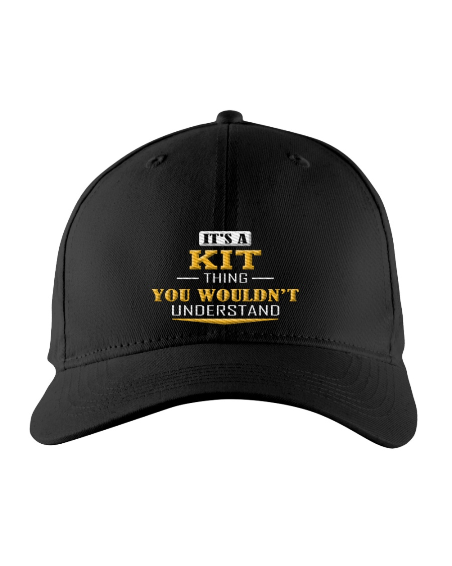KIT - THING YOU WOULDNT UNDERSTAND Embroidered Hat