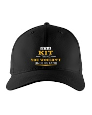 KIT - THING YOU WOULDNT UNDERSTAND Embroidered Hat front