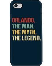 THE LEGEND - Orlando Phone Case thumbnail