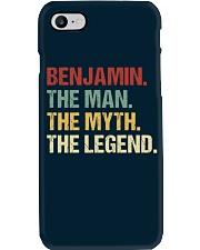 THE LEGEND - Benjamin Phone Case thumbnail