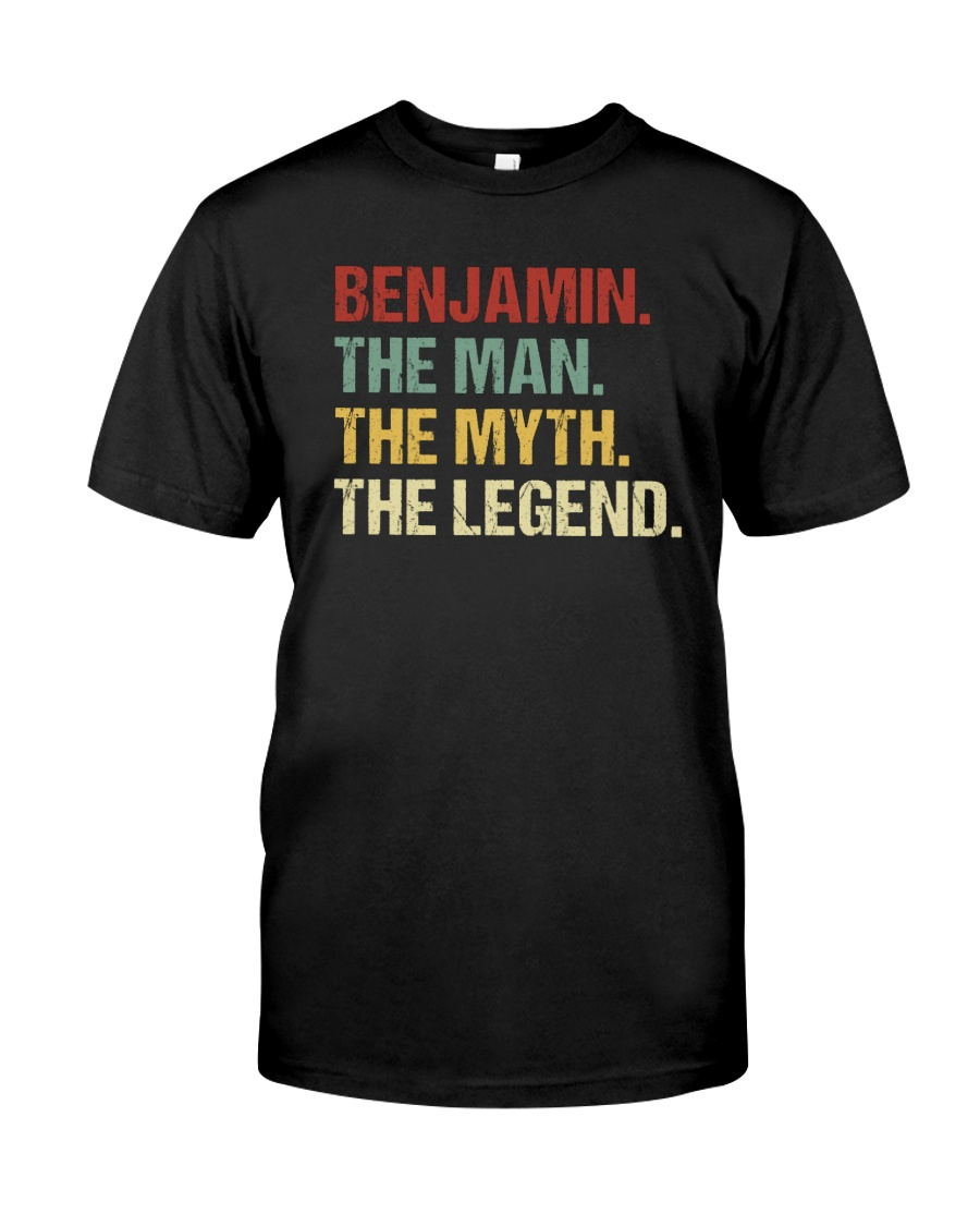 THE LEGEND - Benjamin Classic T-Shirt