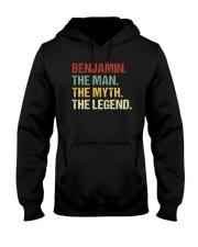 THE LEGEND - Benjamin Hooded Sweatshirt thumbnail