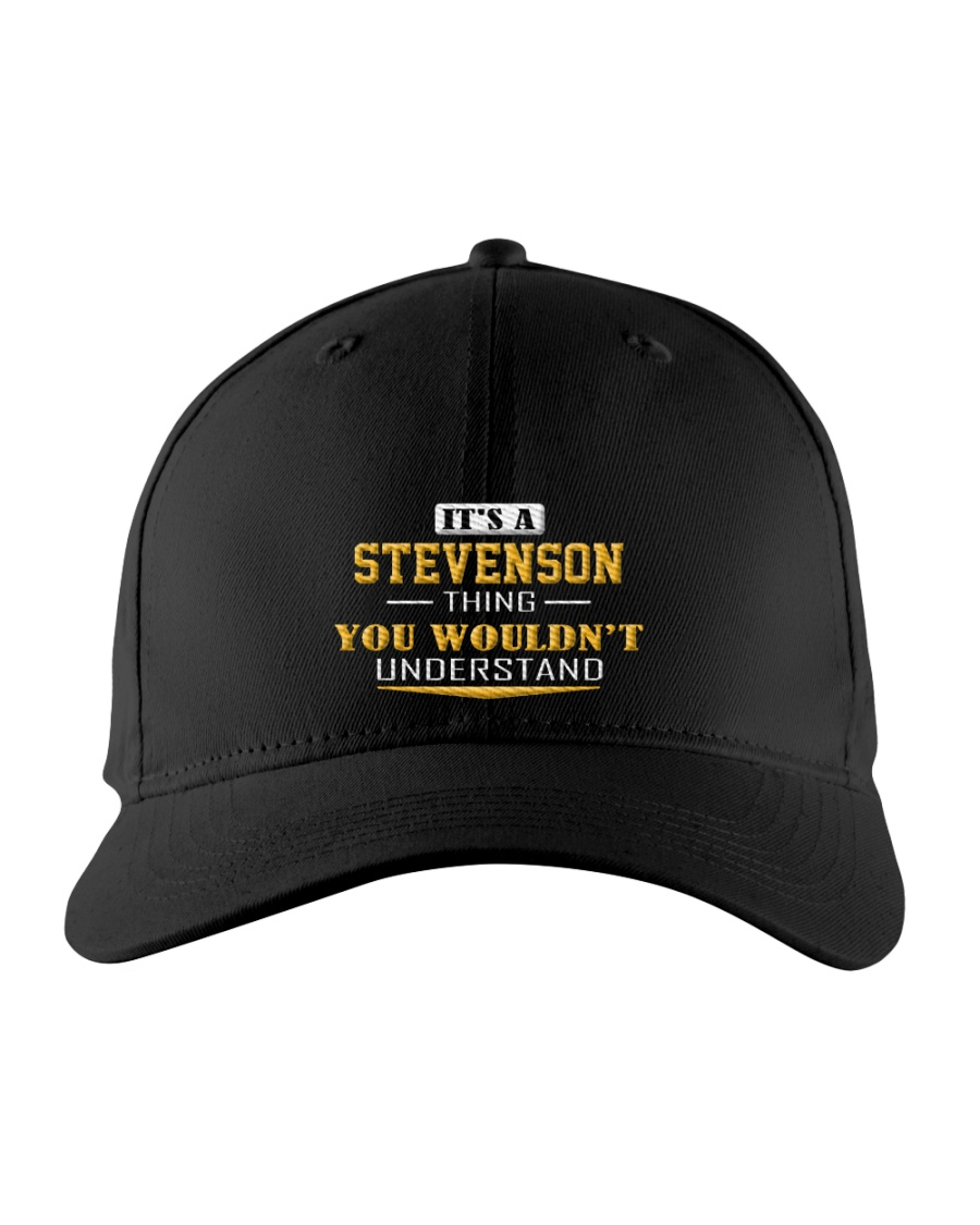 STEVENSON - Thing You Wouldnt Understand Embroidered Hat