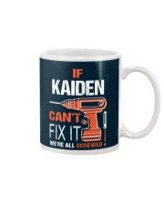 If Kaiden Cant Fix It - We Are All Screwed Mug thumbnail