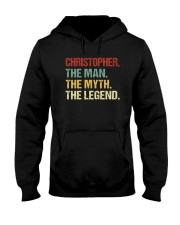 THE LEGEND - Christopher Hooded Sweatshirt thumbnail