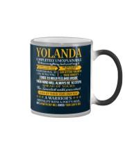 YOLANDA - COMPLETELY UNEXPLAINABLE Color Changing Mug thumbnail