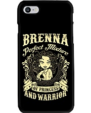 PRINCESS AND WARRIOR - Brenna Phone Case thumbnail