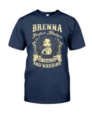 PRINCESS AND WARRIOR - Brenna Classic T-Shirt thumbnail