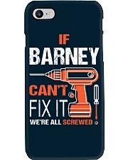 If Barney Cant Fix It - We Are All Screwed Phone Case thumbnail