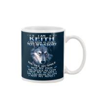 Keith - You dont know my story Mug thumbnail