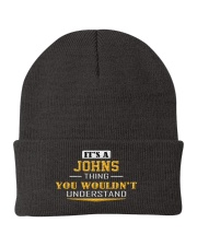 JOHNS - Thing You Wouldnt Understand Knit Beanie thumbnail