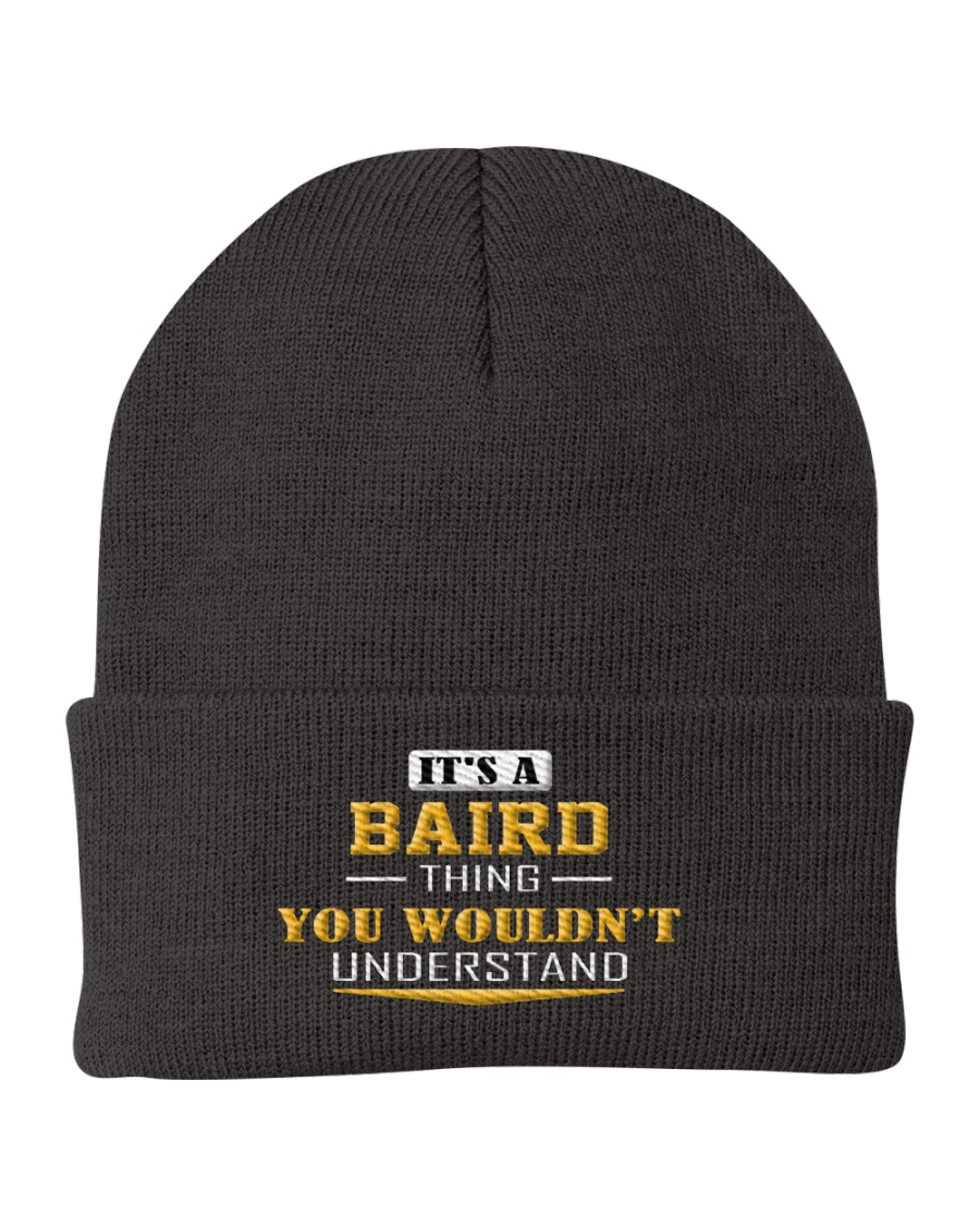 BAIRD - Thing You Wouldnt Understand Knit Beanie