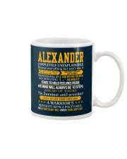 Alexander - Completely Unexplainable Mug thumbnail
