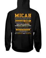 Micah - Completely Unexplainable Hooded Sweatshirt thumbnail