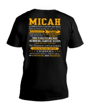 Micah - Completely Unexplainable V-Neck T-Shirt thumbnail