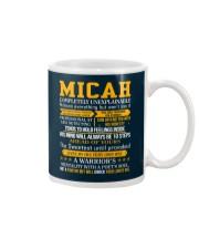 Micah - Completely Unexplainable Mug thumbnail