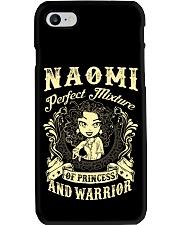 PRINCESS AND WARRIOR - NAOMI Phone Case thumbnail