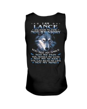 Lance - You dont know my story Unisex Tank thumbnail