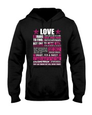 LOVE - 9 RARE TO FIND Hooded Sweatshirt thumbnail