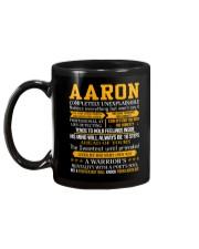 Aaron - Completely Unexplainable Mug back
