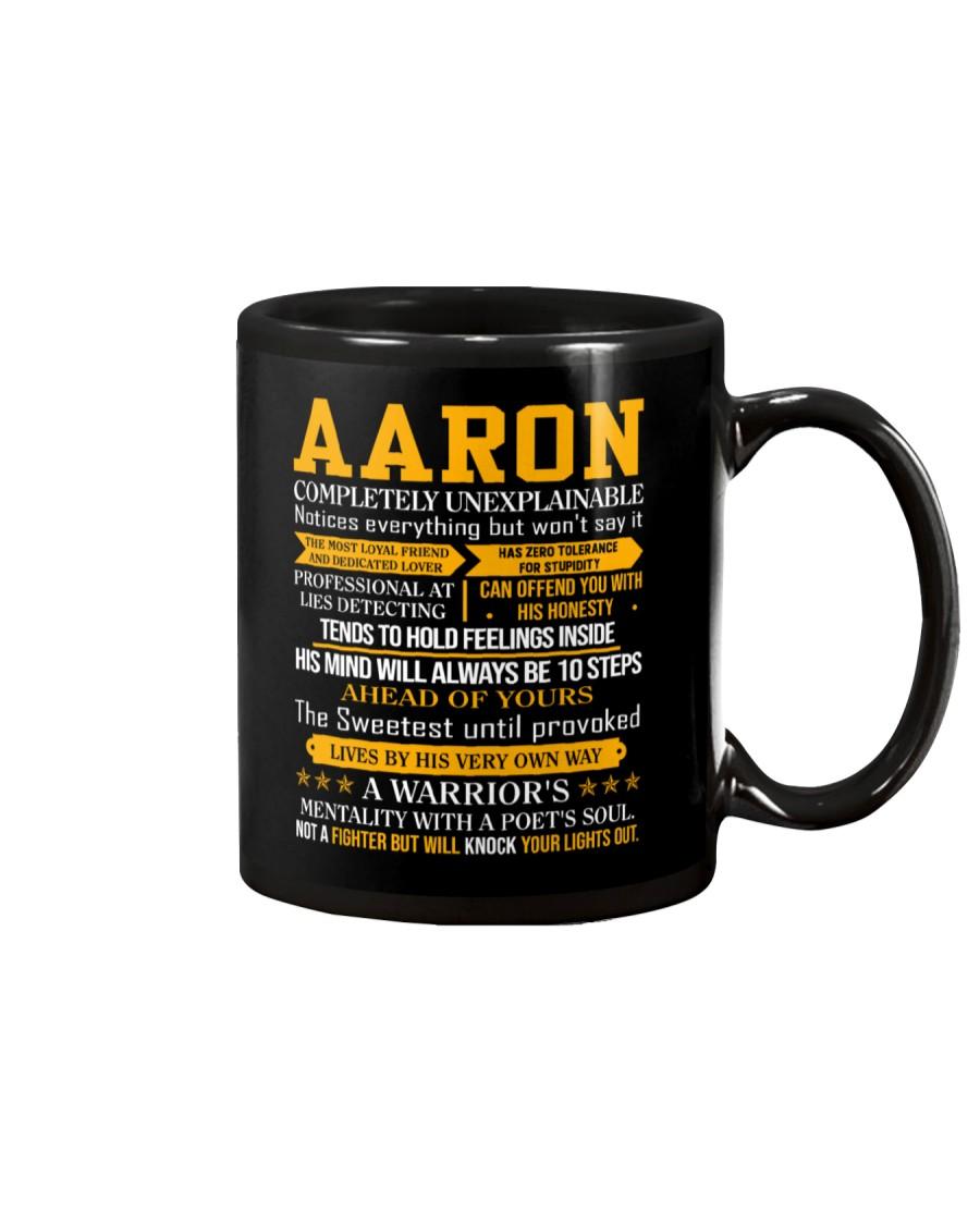 Aaron - Completely Unexplainable Mug