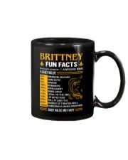 Brittney Fun Facts Mug thumbnail