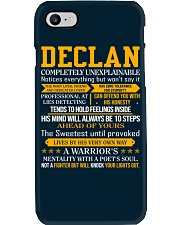 Declan - Completely Unexplainable Phone Case thumbnail