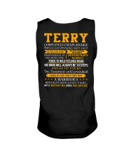 Terry - Completely Unexplainable Unisex Tank thumbnail