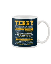 Terry - Completely Unexplainable Mug tile