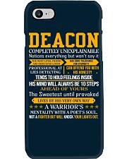 Deacon - Completely Unexplainable Phone Case thumbnail