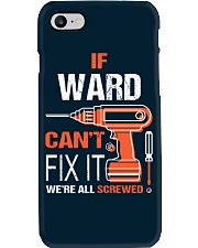 If Ward Cant Fix It - We Are All Screwed Phone Case thumbnail