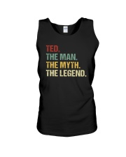 THE LEGEND - Ted Unisex Tank thumbnail