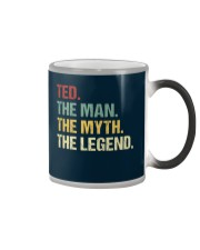 THE LEGEND - Ted Color Changing Mug thumbnail
