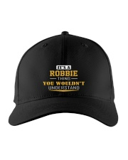 ROBBIE - THING YOU WOULDNT UNDERSTAND Embroidered Hat front