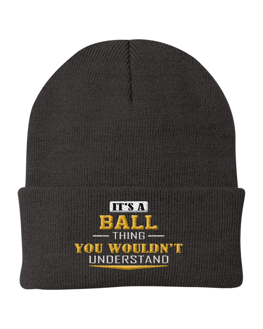 BALL - Thing You Wouldnt Understand Knit Beanie