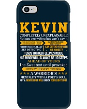 Kevin - Completely Unexplainable Phone Case thumbnail