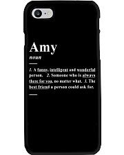 Amy - Definition Phone Case thumbnail