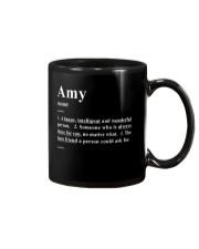 Amy - Definition Mug thumbnail