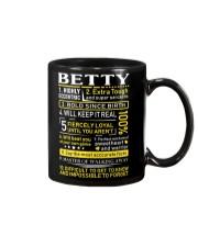 Betty - Sweet Heart And Warrior Mug thumbnail