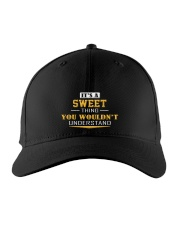 SWEET - Thing You Wouldnt Understand Embroidered Hat front